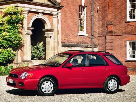 Subaru Impreza GG/G11