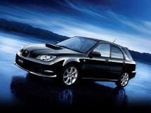 Subaru Impreza WRX 2-й рестайлинг, 2 поколение, 06.2005 - 06.2007, Универсал