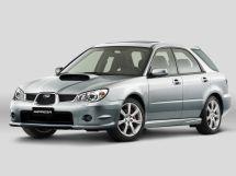 Subaru Impreza WRX 2-й рестайлинг, 2 поколение, 06.2005 - 09.2007, Универсал