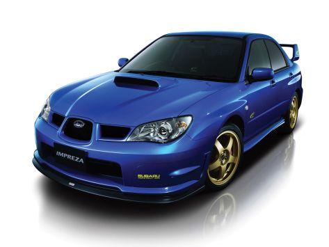 Subaru Impreza WRX (GD) 06.2005 - 06.2007