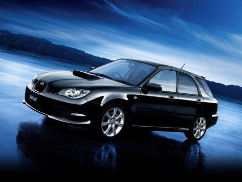 Subaru Impreza WRX (GG) 06.2005 - 06.2007