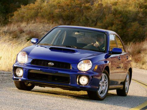 Subaru Impreza WRX (GD) 04.2000 - 10.2002