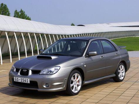Subaru Impreza WRX (GD) 06.2005 - 09.2007