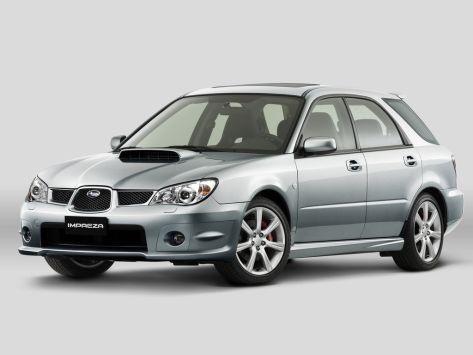 Subaru Impreza WRX (GG) 06.2005 - 09.2007