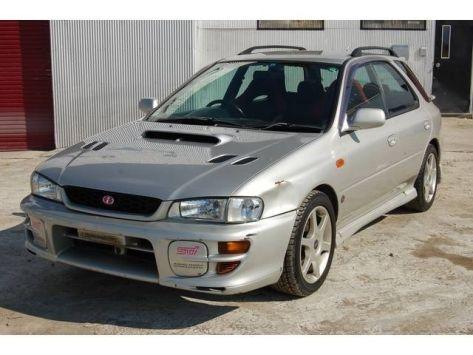 Subaru Impreza WRX STI (GF/G10) 09.1996 - 09.2000