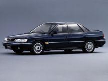 Subaru Legacy рестайлинг 1991, седан, 1 поколение, BC