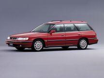 Subaru Legacy рестайлинг 1991, универсал, 1 поколение, BF
