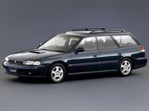 Subaru Legacy 1993, универсал, 2 поколение, BG