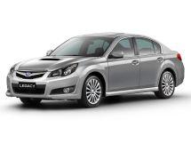 Subaru Legacy 2009, седан, 5 поколение, BM