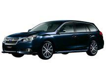 Subaru Legacy рестайлинг 2012, универсал, 5 поколение, BR