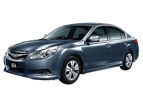 Subaru Legacy B4 (BM) 05.2009 - 04.2012