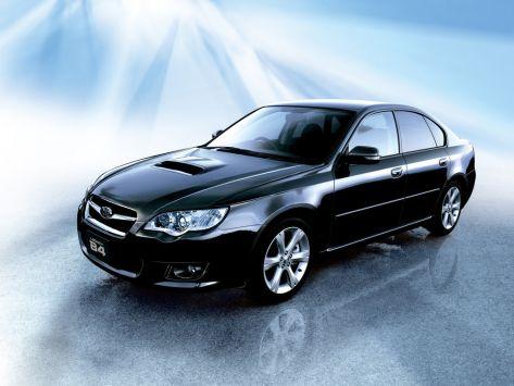 Subaru Legacy B4 (BL) 05.2006 - 04.2009