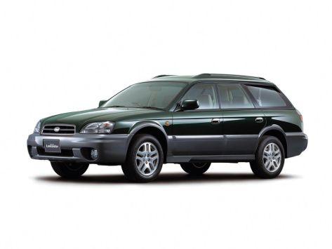 Subaru Legacy Lancaster (BH) 05.2001 - 05.2003