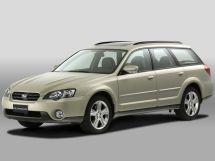 Subaru Outback 3 поколение, 10.2003 - 07.2006, Универсал