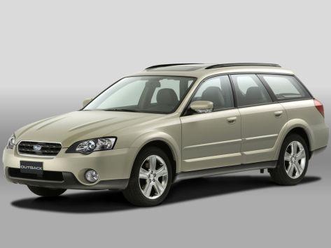Subaru Outback (BP) 10.2003 - 07.2006