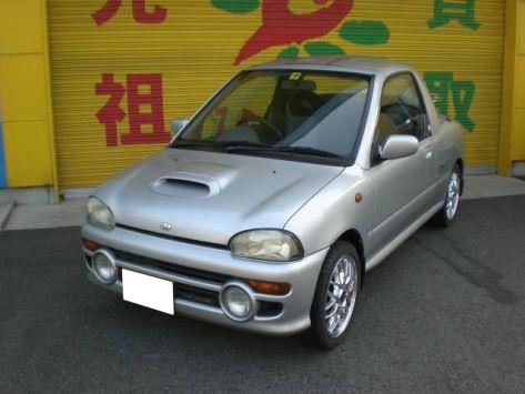 Subaru Vivio (KY/R22) 05.1993 - 04.1994
