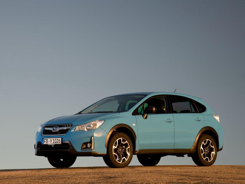 Subaru XV 2016 - 2017