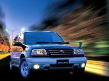 Suzuki Escudo рестайлинг, 2 поколение, 04.2000 - 04.2005, Джип/SUV 5 дв.