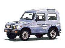 Suzuki Jimny рестайлинг 1984, джип/suv 3 дв., 2 поколение