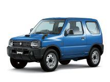 Suzuki Jimny рестайлинг, 3 поколение, 01.2002 - 04.2012, Джип/SUV 3 дв.