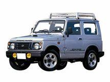 Suzuki Jimny 3-й рестайлинг 1995, джип/suv 3 дв., 2 поколение
