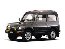 Suzuki Jimny 2-й рестайлинг 1990, джип/suv 3 дв., 2 поколение