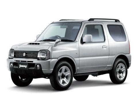 Suzuki Jimny (JB23) 05.2012 - 06.2018