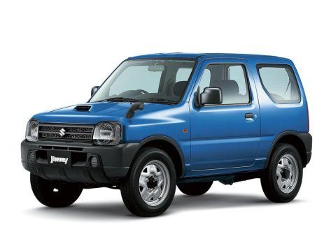 Suzuki Jimny (JB23) 01.2002 - 04.2012