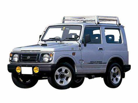 Suzuki Jimny  11.1995 - 09.1998