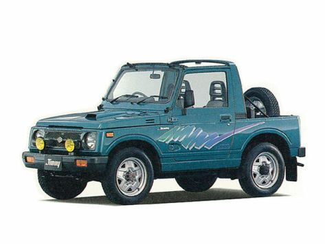 Suzuki Jimny  02.1990 - 10.1995