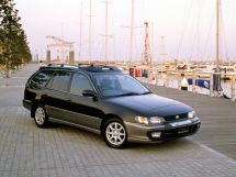 Toyota Corolla 3-й рестайлинг, 7 поколение, 05.1997 - 07.2000, Универсал
