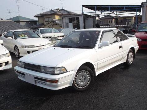 Toyota Corolla Levin (E90) 06.1987 - 04.1989