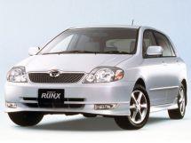 Toyota Corolla Runx 1 поколение, 01.2001 - 08.2002, Хэтчбек 5 дв.