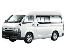 Toyota Hiace 2004, цельнометаллический фургон, 5 поколение, H200