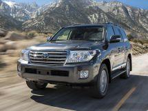 Toyota Land Cruiser рестайлинг, 11 поколение, 01.2012 - 12.2015, Джип/SUV 5 дв.