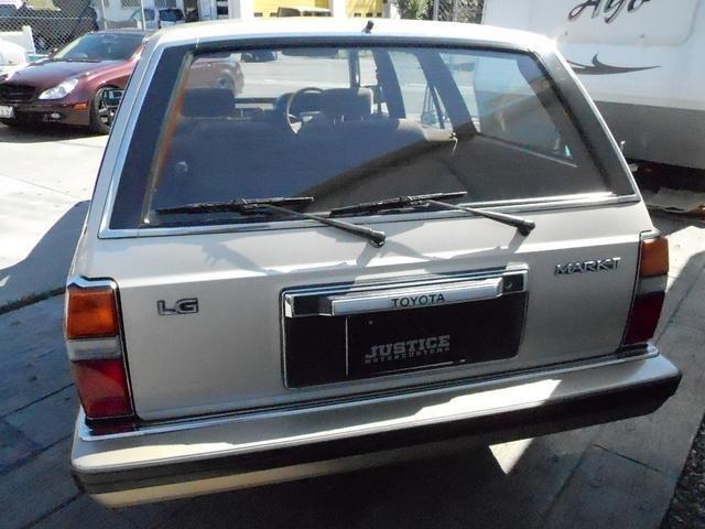 Toyota Mark Ii 1984 1985 1986 1987 1988 универсал 5