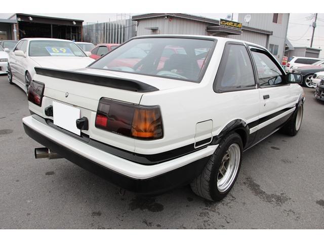 Toyota Sprinter Trueno 1983, 1984, 1985, купе, 4 поколение