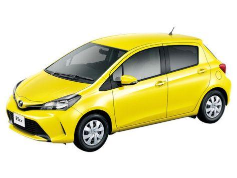 Toyota Vitz (XP130) 04.2014 - 12.2016
