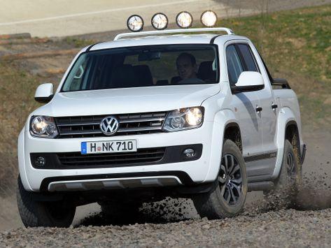 Volkswagen Amarok 2H