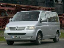 Volkswagen Caravelle 2002, минивэн, 5 поколение, T5