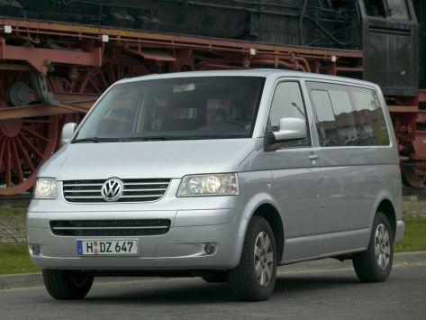 Volkswagen Caravelle (T5) 10.2002 - 10.2009