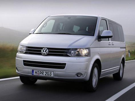 Volkswagen Caravelle (T5) 08.2009 - 07.2015