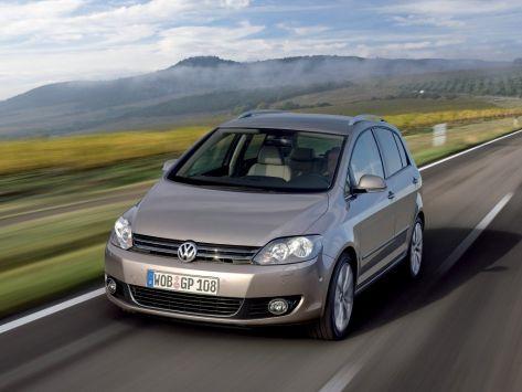 Volkswagen Golf Plus (Mk5) 04.2008 - 09.2014