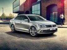 Volkswagen Jetta рестайлинг 2014, седан, 6 поколение, NF