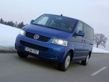Volkswagen Multivan 5 поколение, 04.2003 - 10.2009, Минивэн