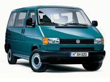 Volkswagen Multivan 1990, минивэн, 4 поколение, T4