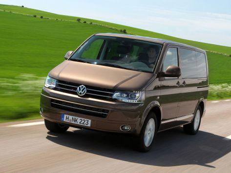 Volkswagen Multivan (T5) 08.2009 - 07.2015