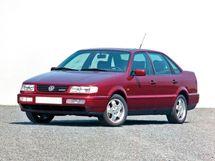 Volkswagen Passat 1993, седан, 4 поколение, B4