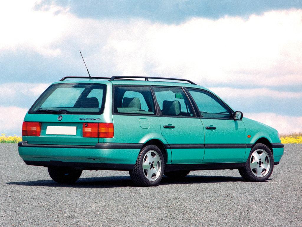 характеристики фольксвагена 4 поколения 1994 года универсал