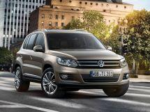 Volkswagen Tiguan рестайлинг, 1 поколение, 07.2011 - 06.2017, Джип/SUV 5 дв.